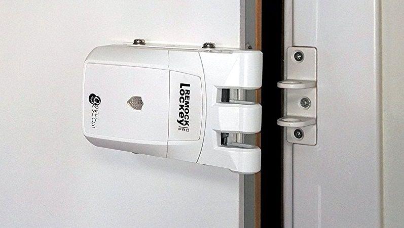 Generalidades acerca de la cerradura electrónica invisible