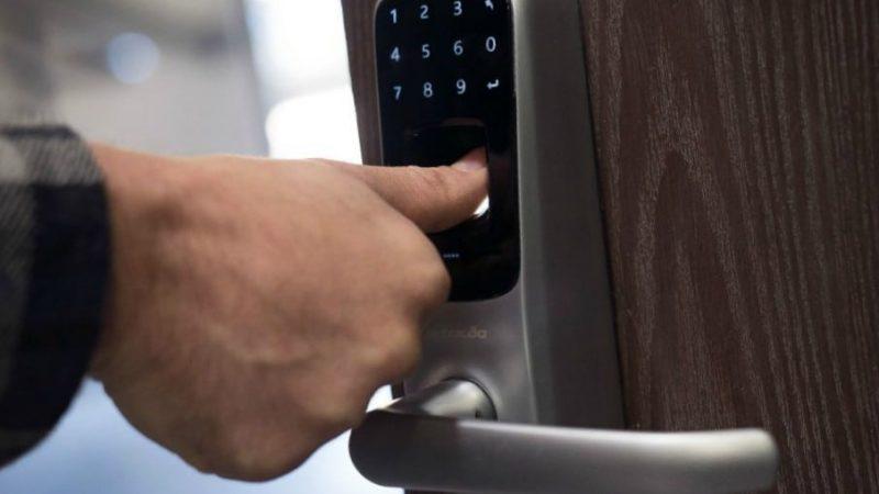 Las cerraduras biométricas en tela de juicio por el covid-19